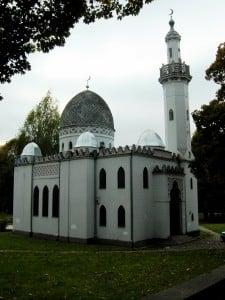 Muslimische Moschee in Kaunas
