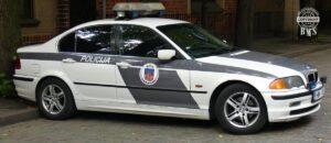 Lettische Polizei
