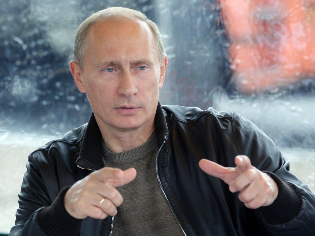 Vladimir Putin | Foto: Wikimedia