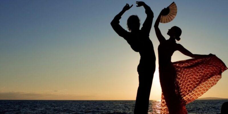 Spanien_Flamenco Paar Copyright mandy Godbehear