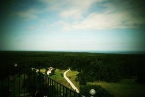 Leuchtturm auf der Insel Hiiumaa