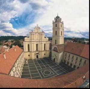 Die Universität Vilnius