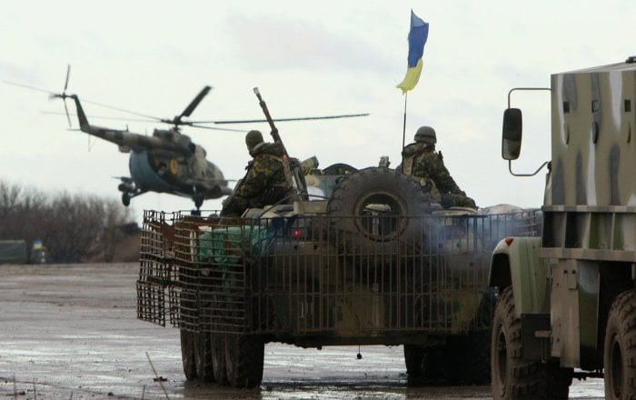 Litauen will Ukraine Waffen für zwei Millionen Euro übergeben – ohne Gegenleistung?