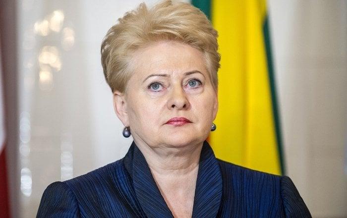 """""""Zusammenarbeit statt Krieg"""": Litauens Präsidentin sagt Unerwartetes über Russland"""