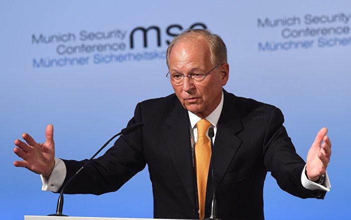Ischinger macht Russland für neuen Ost-West-Konflikt verantwortlich