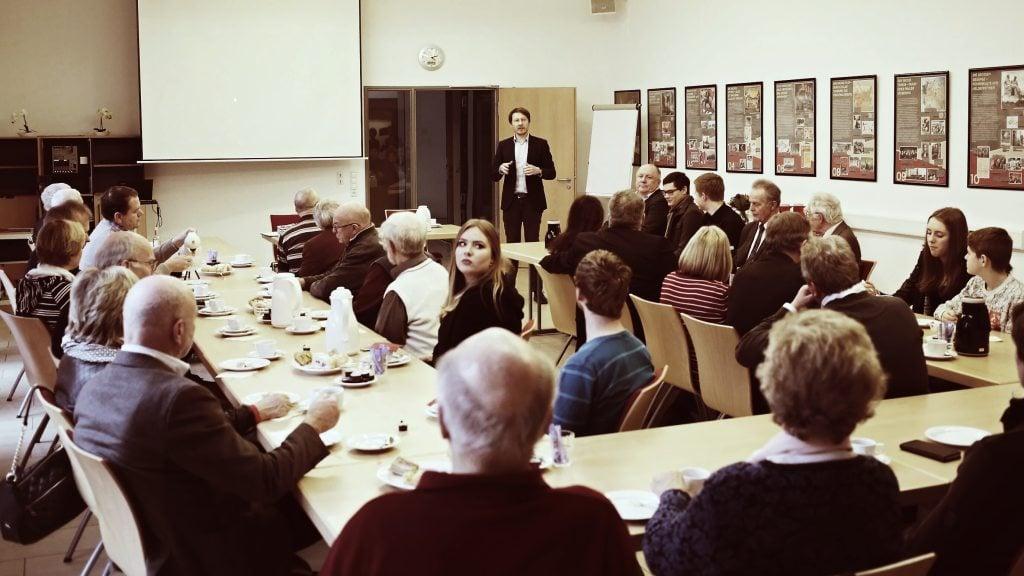 Wolgadeutsche Schicksale – Zeitzeugen im Gespräch