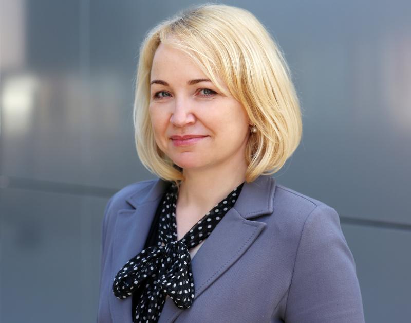 Ingrida Kondrotienė, CEO von GATAS