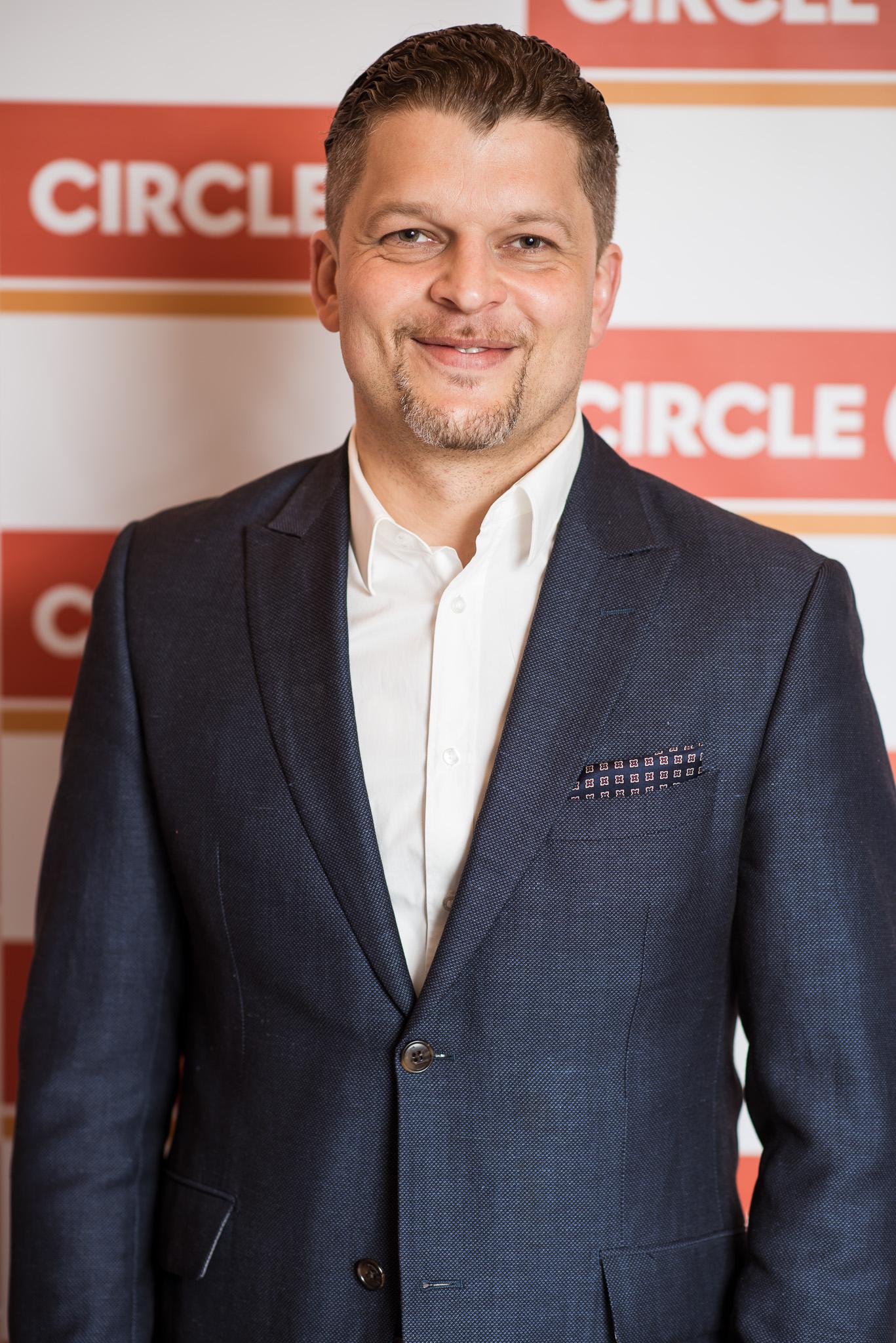 """Skirmantas Mačiukas, CEO von """"Circle K Lithuania"""