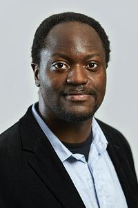 Foto (Judith Kraft): Prof. Dr. Axel-Cyrille Ngonga Ngomo, Institut für Informatik.