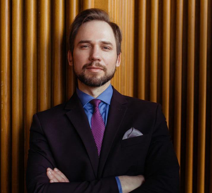 Jonas Sakalauskas, der Direktor des Litauischen Nationalen Opern- und Balletttheaters, wurde positiv