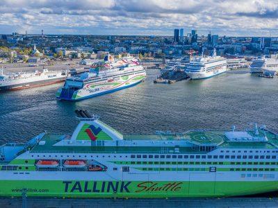 Tallink Silja Schiffe