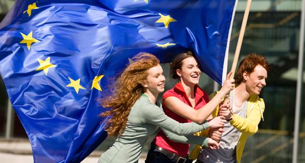 Jugendliche EU