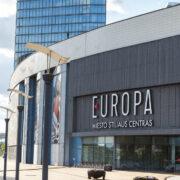 Vilnius: Europa-Einkaufszentrum