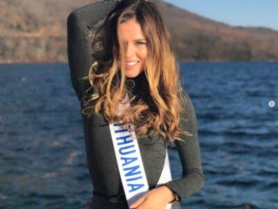 Miss Litauen Patricija Belousova