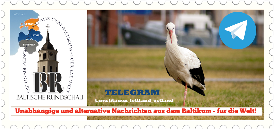 """TELEGRAM-KANAL """"DIE BALTISCHE RUNDSCHAU"""""""