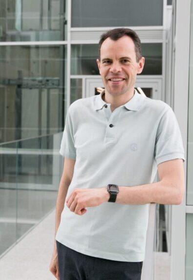 Paulius Insoda, der CEO von NFQ Technologies