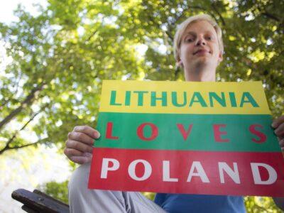 Litauen Poland